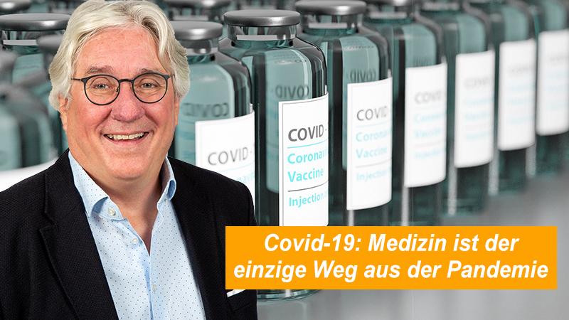 FREIE WÄHLER Hessen: Medizin ist der einzige Weg aus der Pandemie